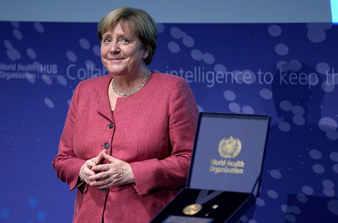 Angela Merkel recibirá el XIV Premio Europeo Carlos V