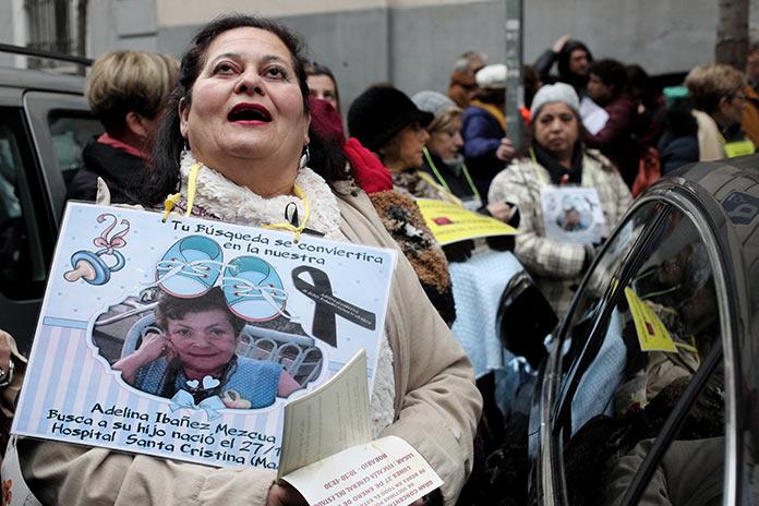 La Asamblea pide la aprobación definitiva de la Ley de Bebés Robados en España