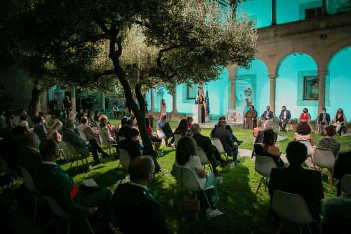 Los valores del deporte y la educación protagonizan la ceremonia de entrega de las Medallas de Extremadura