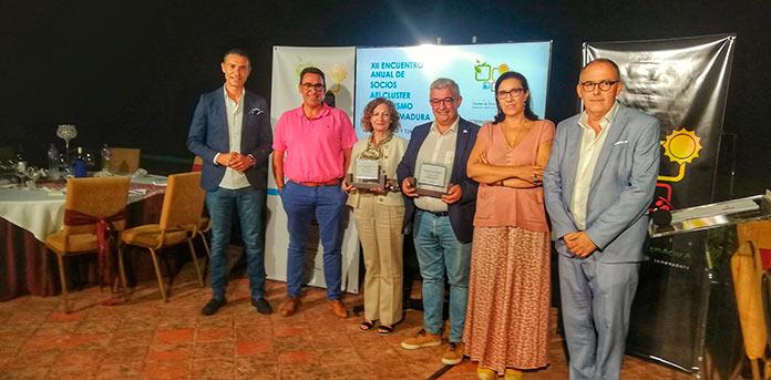 El Clúster premia la innovación del proyecto gastronómico Imperial Kitchen y el pasaporte de Idanha-a-Nova