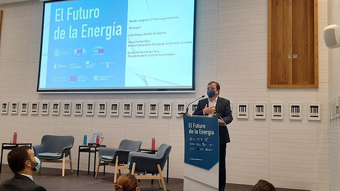 El futuro de la energía a debate en el Helga de Alvear