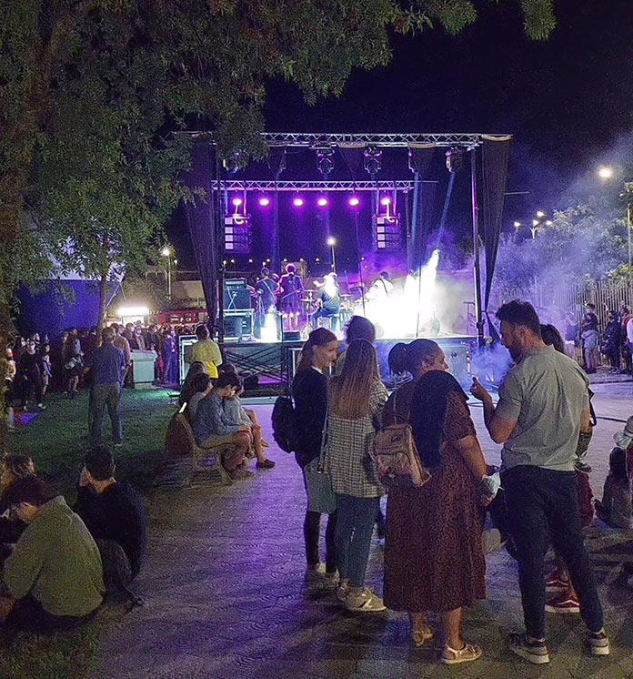 El Ayuntamiento de Cáceres será más estricto con los permisos de eventos tras las quejas con el festival de El Rodeo