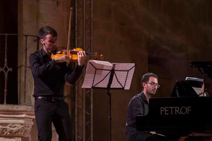 Todo listo para celebrar el IV Festival Internacional de Música Ciudad Monumental de Cáceres