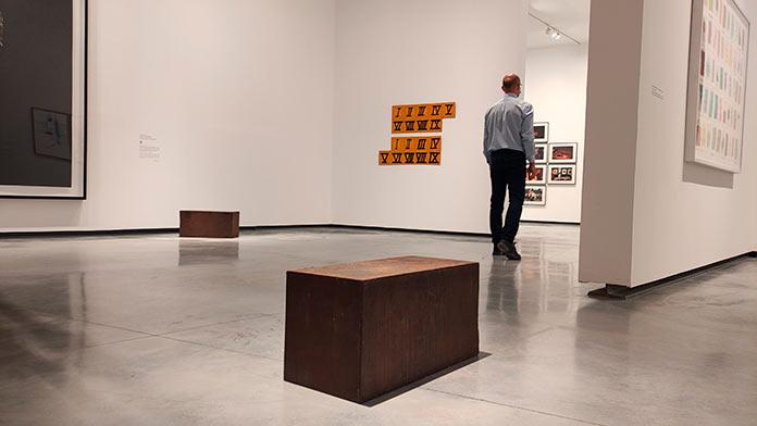 El Helga de Alvear incorpora una obra de Richard Serra