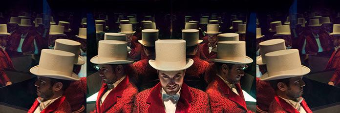 Jorge Blass, 'Danzamaratón' y el sexteto CeresBrass centran la programación del Gran Teatro este fin de semana