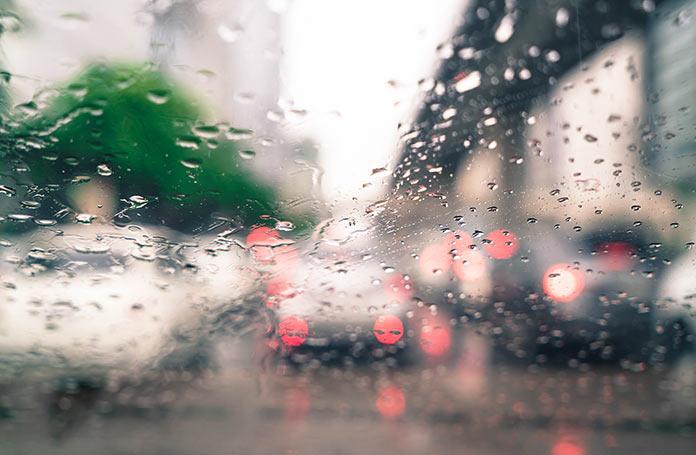 Alerta amarilla en Extremadura por lluvias durante el lunes y el martes