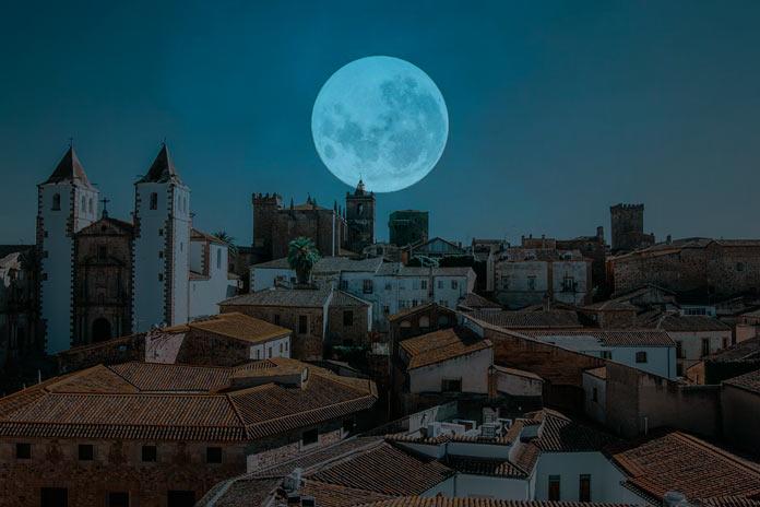 Ahora sí que sí plena moon