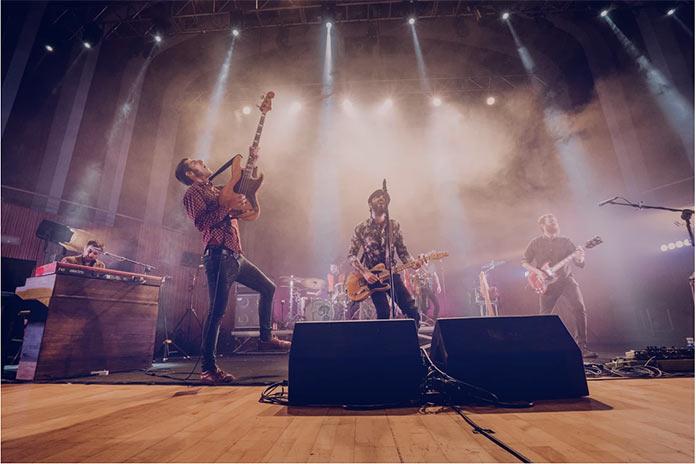 Sidecars agota las entradas de su concierto de Cáceres