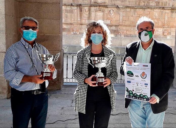 El Cáceres y el Valladolid se disputarán el XXVIII Trofeo Cáceres Patrimonio de la Humanidad