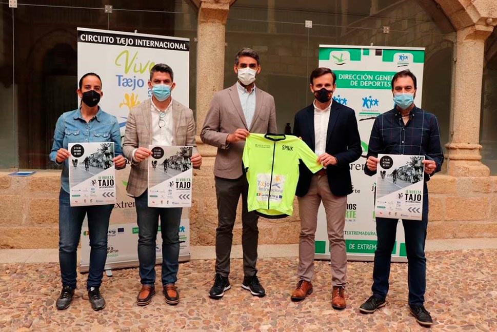 La Challenge II Vuelta Tajo Internacional contará con la participación de 18 equipos