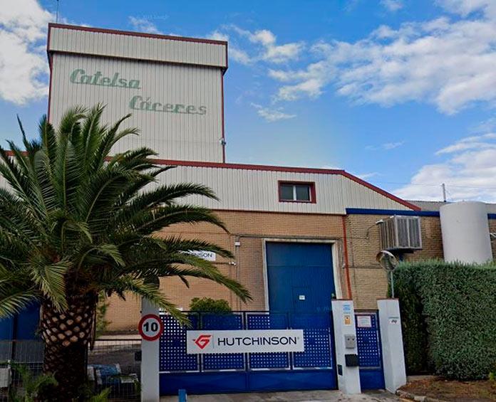 CCOO considera que el ERTE garantizaría la continuidad de la plantilla de Catelsa en Cáceres