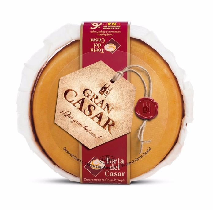 La Torta del Casar Gran Casar mejor queso de España 2021